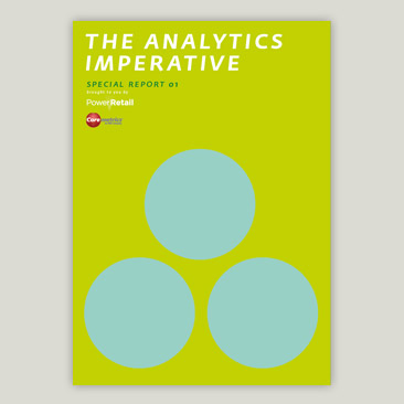 SPECIAL REPORT #1: The Analytics Imperative