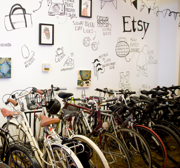 Etsy: Crafting an Online Marketplace with an Engaged Community