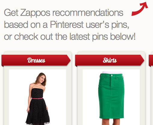Zappos is PinPointing Value
