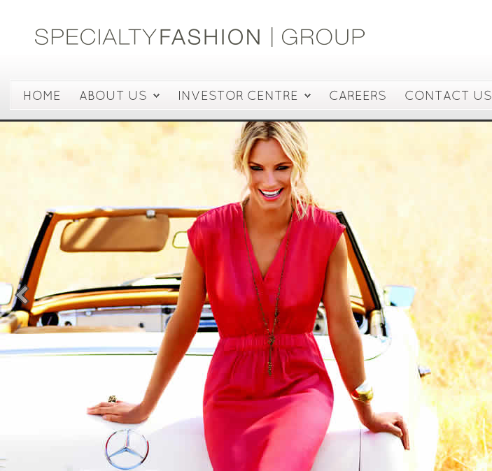 Specialty Fashion Group Appoints Net-A-Porter Co-Founder