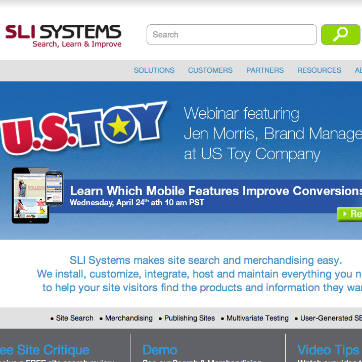 SLI Systems Seeks $27M with May IPO