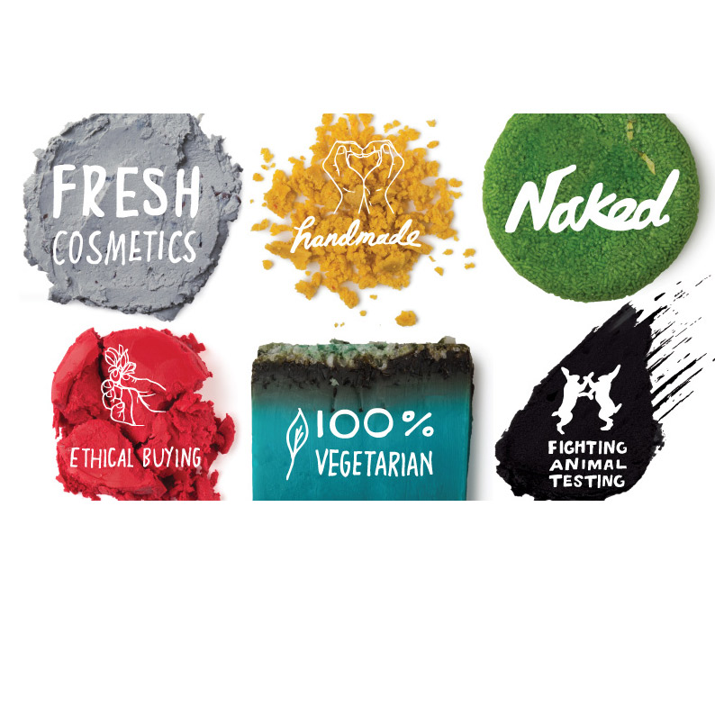 Cosmetics and Sustainability with Lush