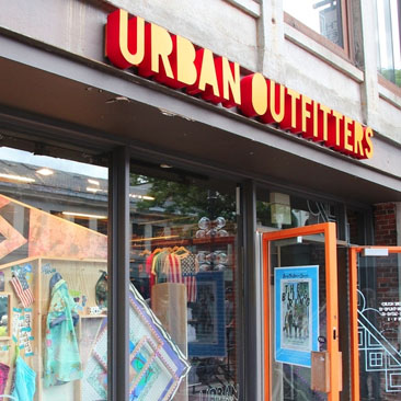 Urban Outfitters To Lure Back Key Market With Beacons