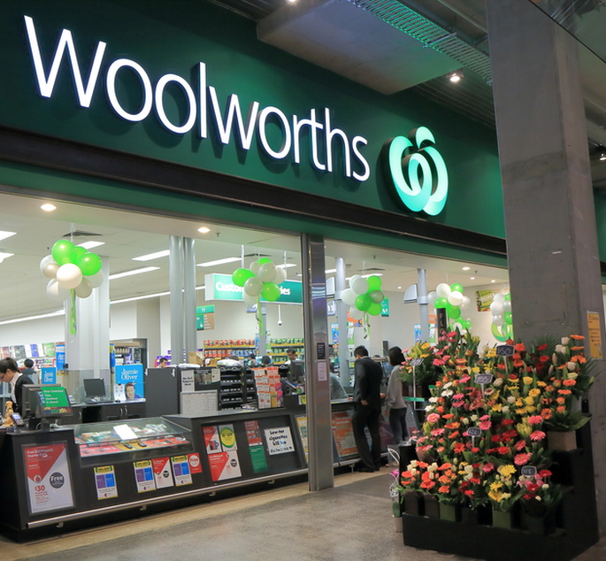 Woolworths Stores To Offer Click & Collect for eBay Customers