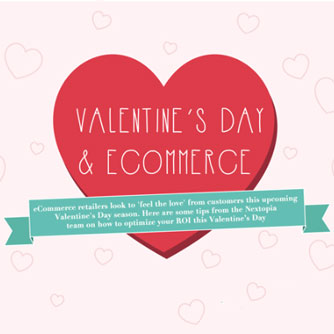 Infographic: E-Commerce Tips For Valentine's Day