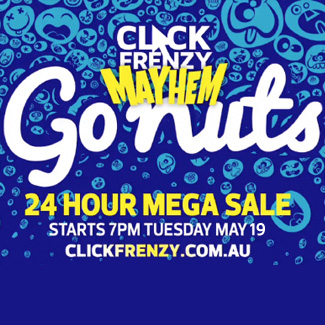 Click Frenzy Launches New Event Mayhem