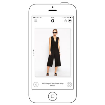 ASOS Launches 'New In' App