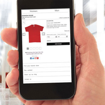 Matching M-commerce Experience to Customer Intent
