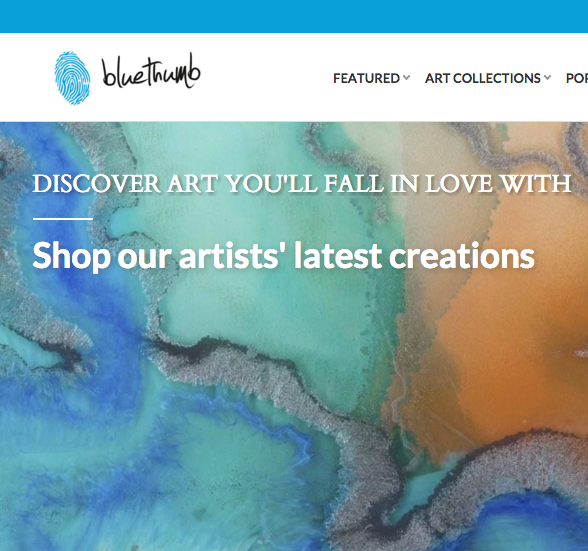 Art Marketplace Bluethumb Receives Funding Boost