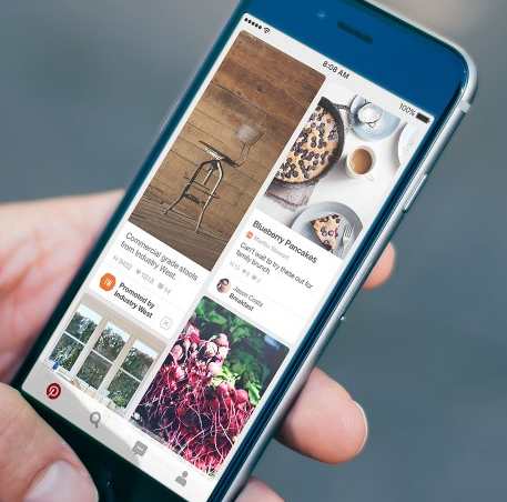 Pinterest Opens Ads Tools to SMEs