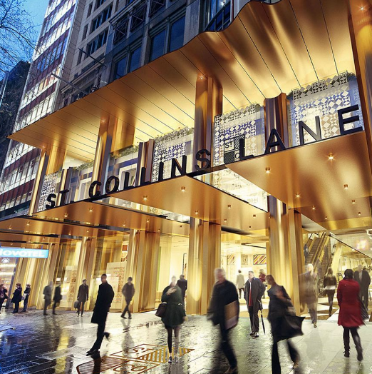 Debenhams Prepare for Aussie Flagship Store