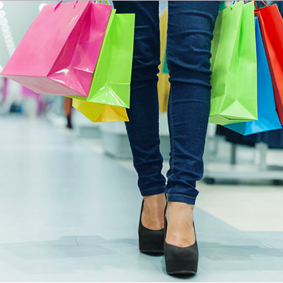 Christmas Shopping to Top $1 Billion a Day