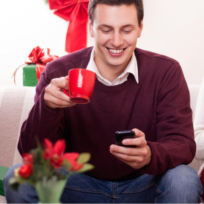New Record for Online and Mobile Christmas Shopping