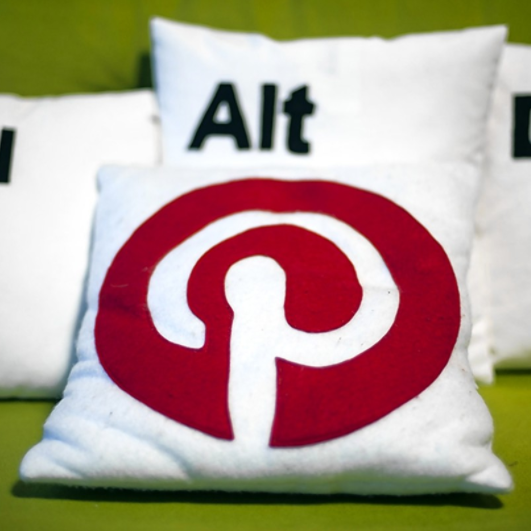 Target US Pins Pinterest Visual Search Deal