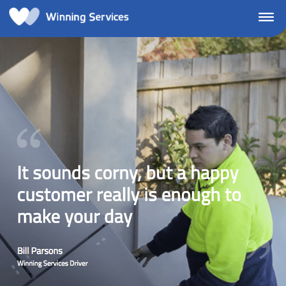 Winning Group Launches Winning Services Brand and Website