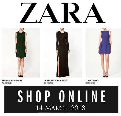 Zara Drops a Major Bomb