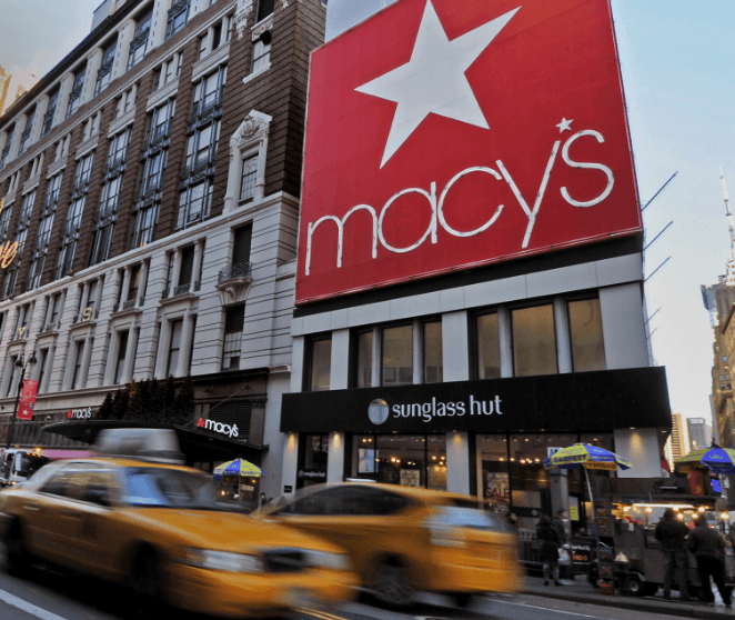 Online Sales Not Enough to Save Macy's From Guidance Cut and Market Wipeout