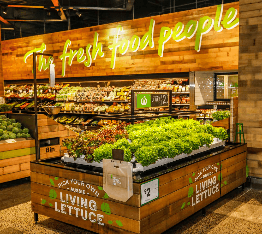 Woolworths Announces New Melbourne DC