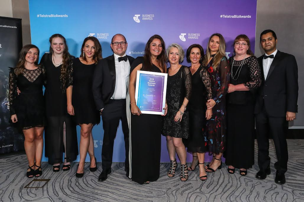 Online Retailers Dominate the State Telstra Business Awards