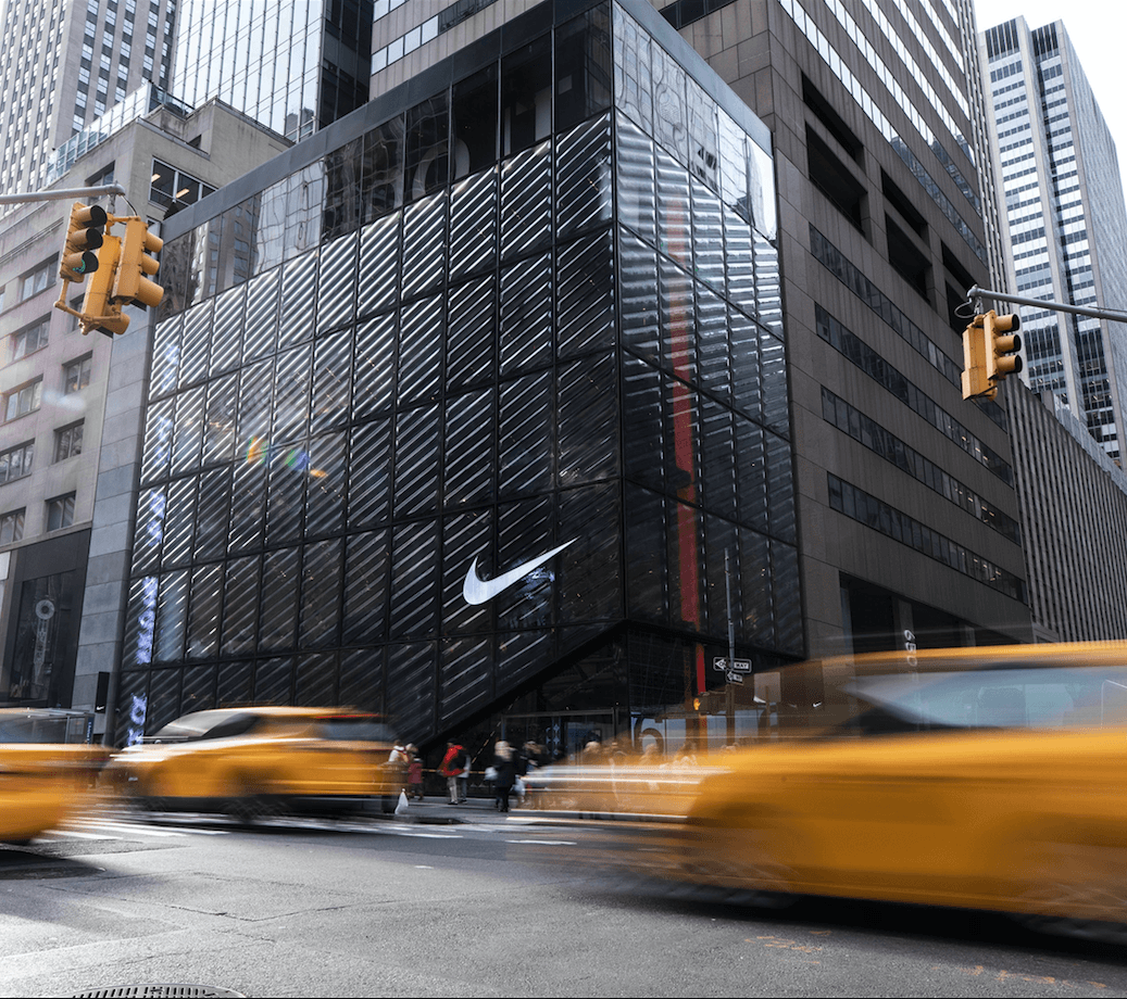 Nike's 'Living Retail' Concept Unveiled in NYC