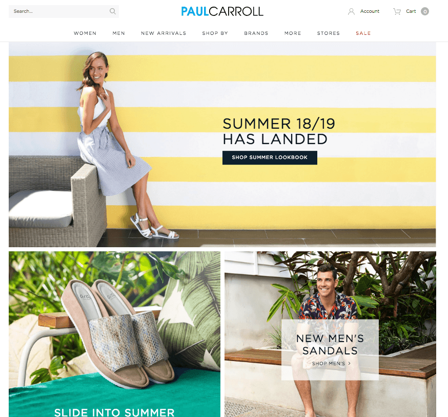 Paul Carroll Partners With eStar to Elevate its Online Experience