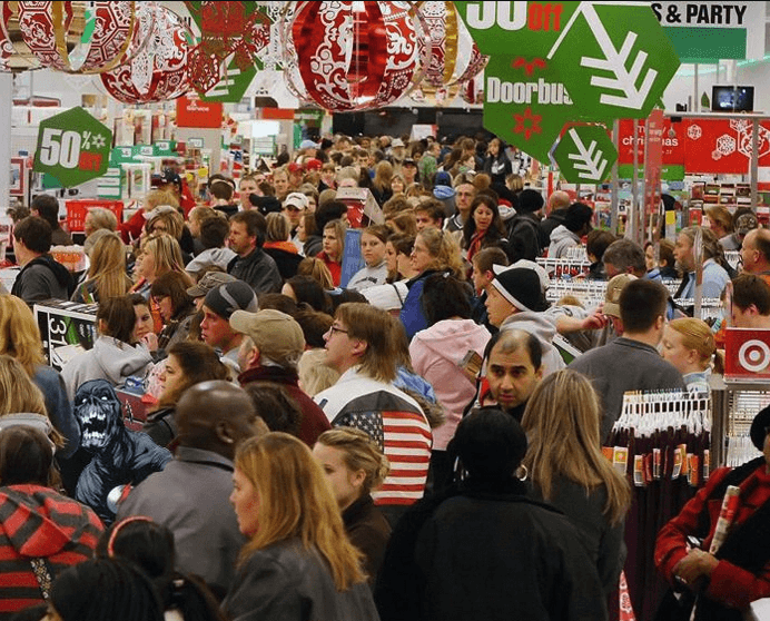 Aussie Small Retailers Miss Out on Black Friday Spend