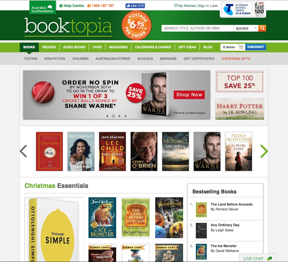 Booktopia Announces $10 Million Crowdfunded Capital Raise