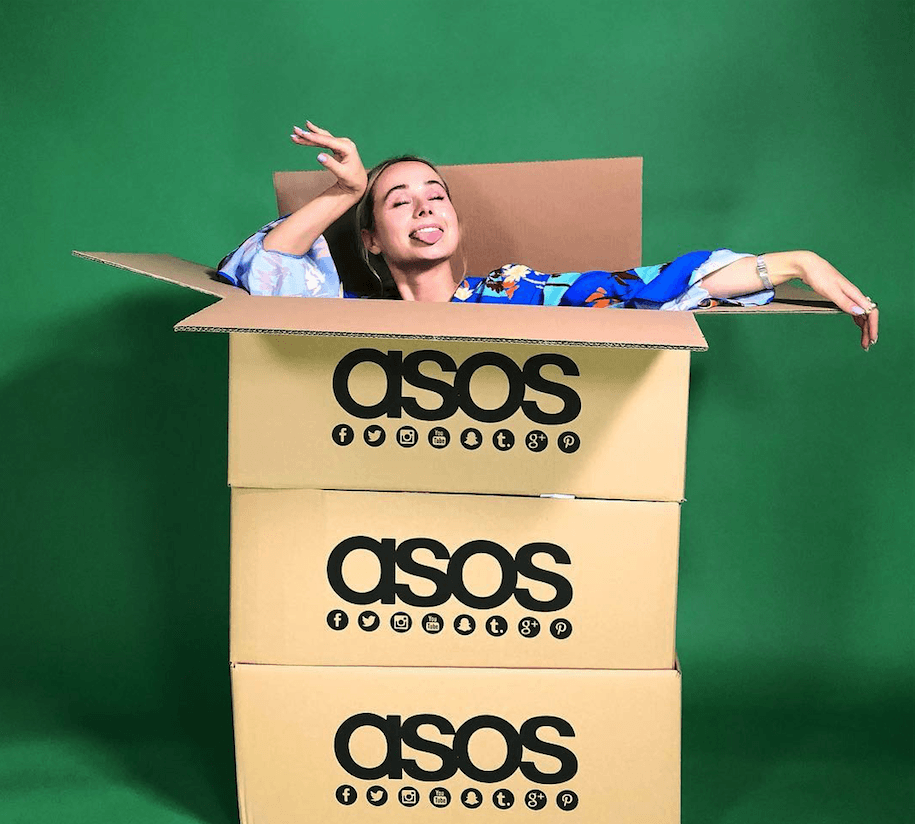 ASOS Downgrades Profit Guidance After Slow November