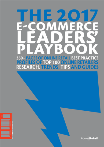 The 2017 E-Commerce Leaders' Playbook