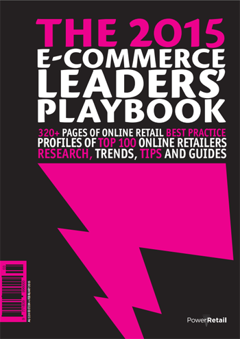 The 2015 E-Commerce Leaders' Playbook