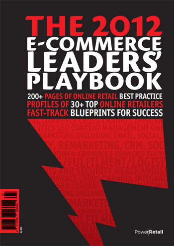 The 2012 E-Commerce Leaders' Playbook