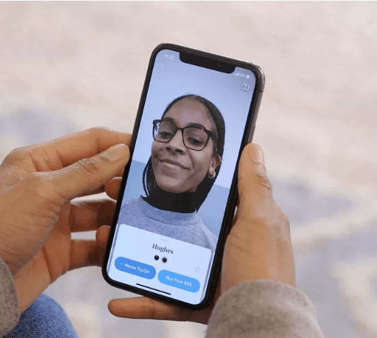 Warby Parker Has Introduced a Virtual 'Try-On' Feature