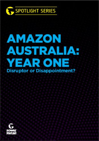 Amazon Australia: Year One