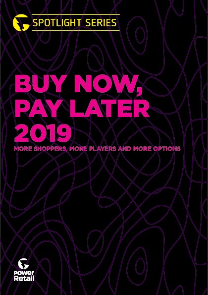 Buy Now, Pay Later: 2019