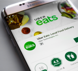 Coles to Deliver Core Grocery Items Through UberEats
