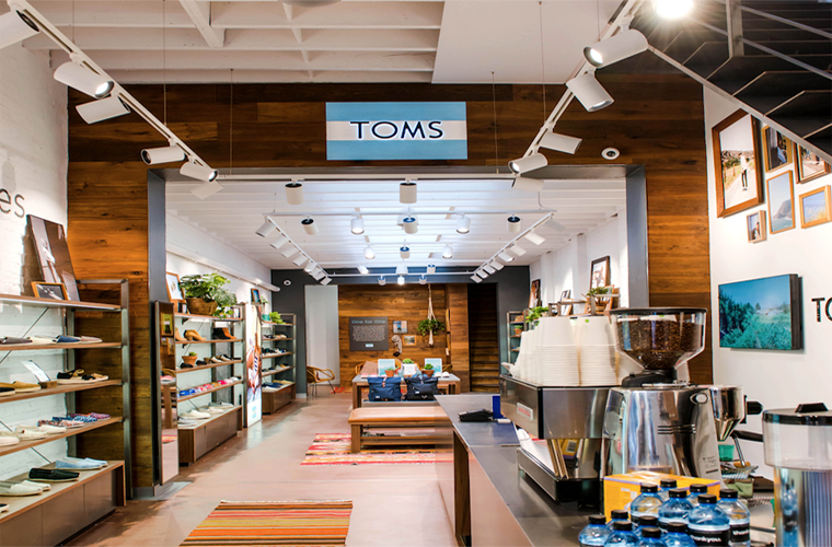 TOMS Launches Initiative to Help Aussie Youth