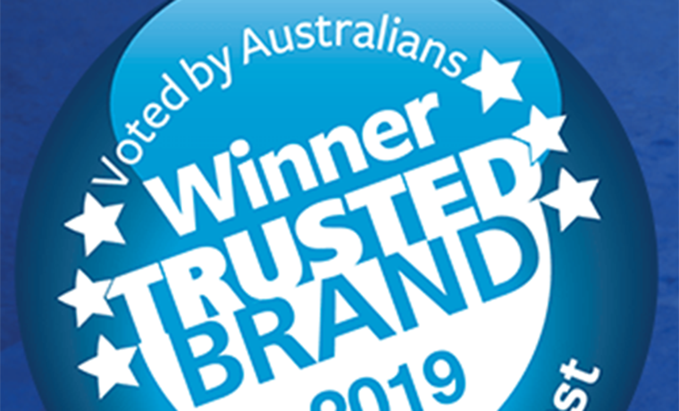 Who is Australia's Most Trusted Retailer?