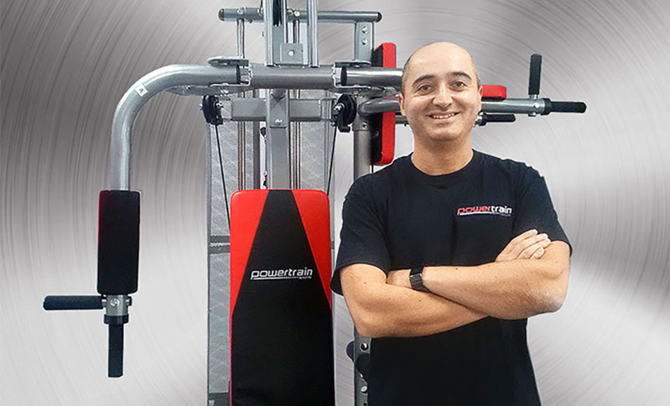 Powertrain's Strong Lunge Forward in the Fitness Industry