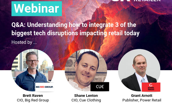 Preparing and Integrating the Biggest Tech Disruptions Impacting Retail
