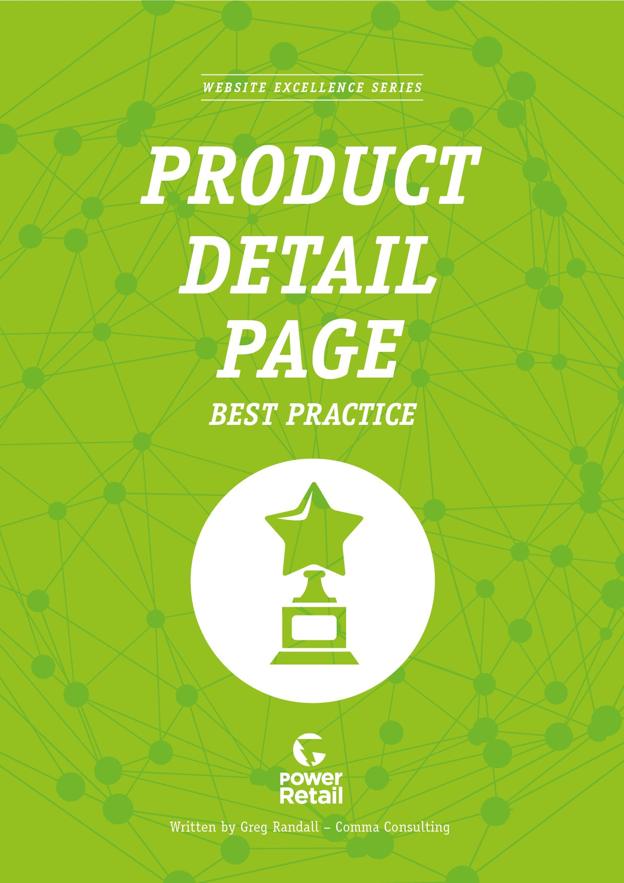 Product Detail Page Best Practice