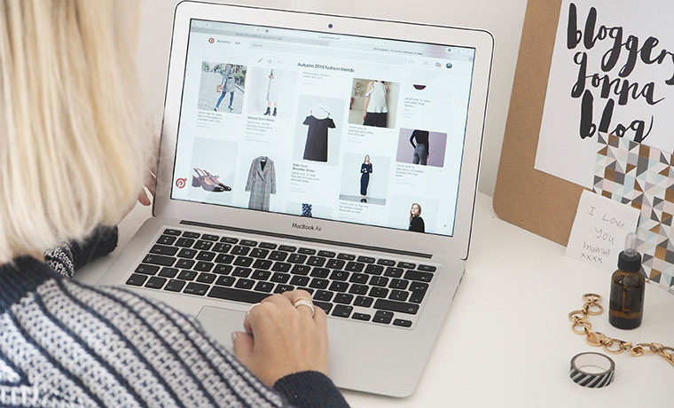 Pinterest Completes the Look with Smart Recommendations