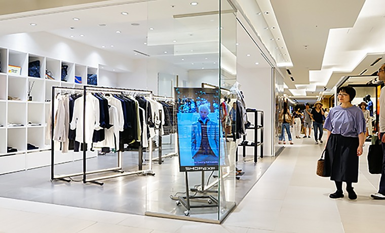 Smart Mirrors Brings Experience Shopping to Australian Shoppers