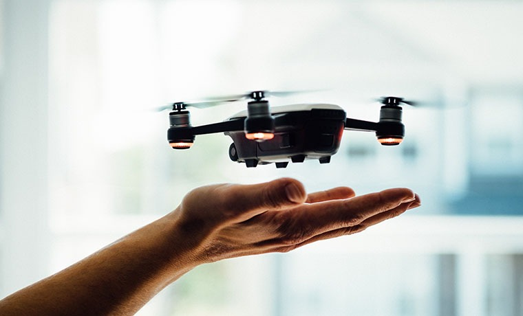 Ten Minute Delivery? The Iconic Now Delivers by Drone