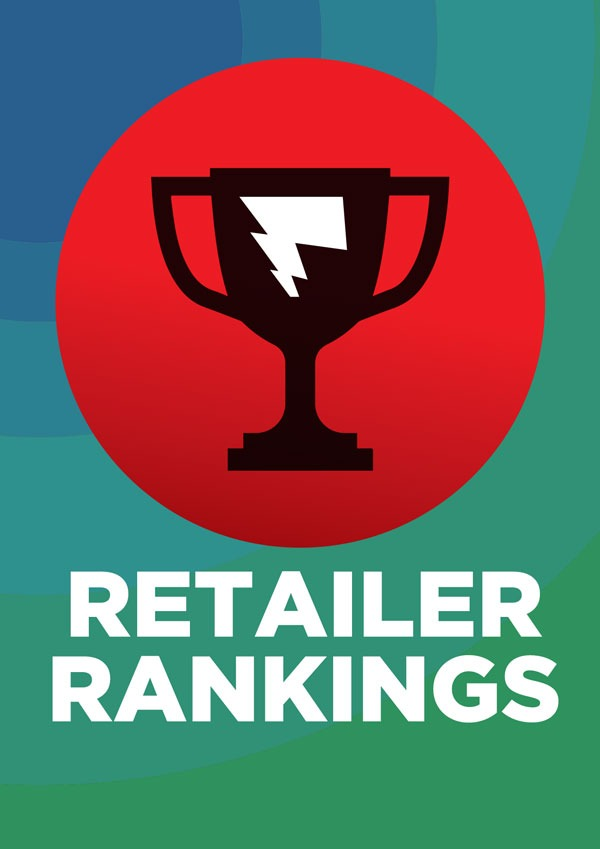 Retailer Performance Rankings