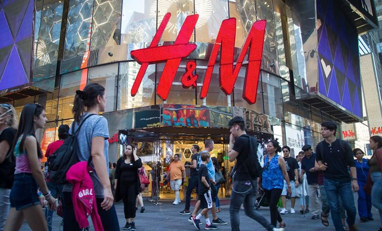 Is H&M Changing Its Business Model?