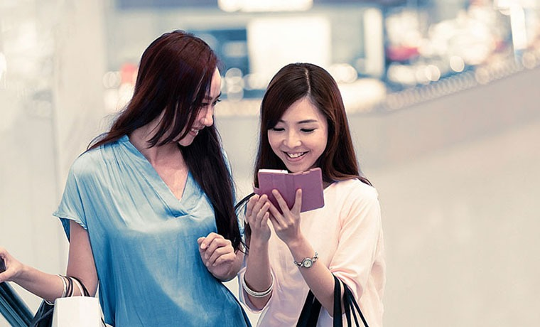 How Do Aussie Shoppers Compare to APAC?