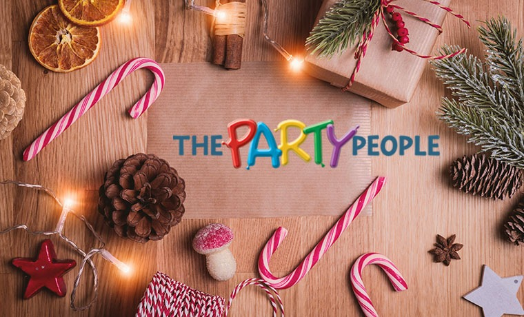 The Party People Add Christmas Cheer with New Pop-Up Store