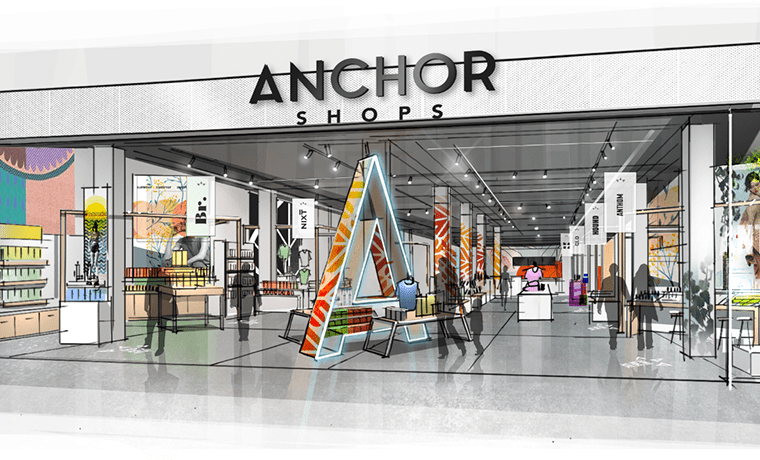 How Anchor Shops Help Digitally Native Stores Thrive Offline