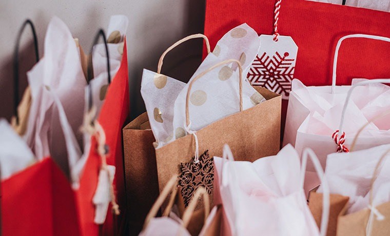 The Splurge Before Christmas