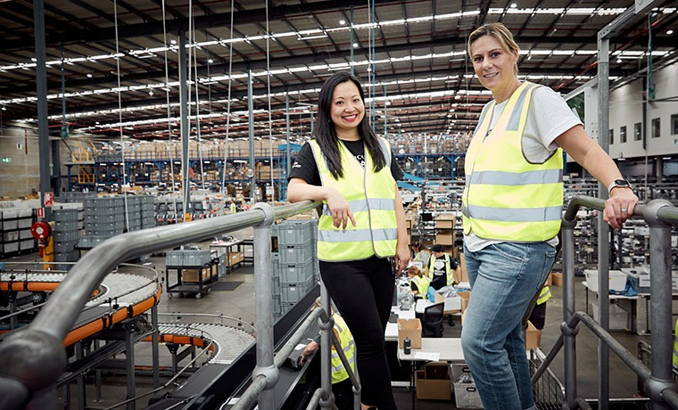50,000 Customers a Day: The Iconic Unveils Fulfilment Centre Expansion